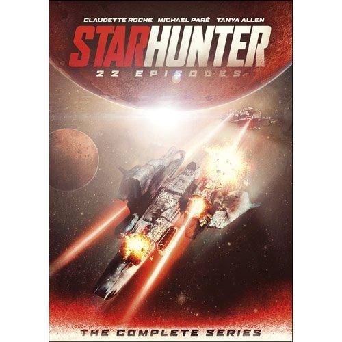 Starhunter Complete Series Nr 4 DVD