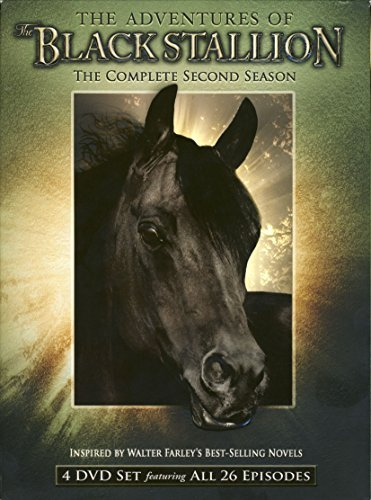 Adventures Of The Black Stallion Season 2 Nr 4 DVD