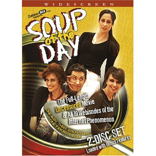 Soup Of The Day Reitman Crowley Wortham Molina Ws Nr 2 DVD