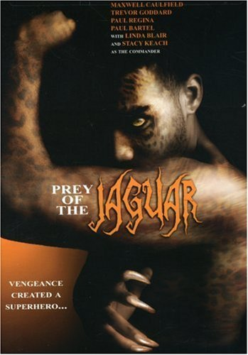 Prey Of The Jaguar Caulfield Blair Keach R