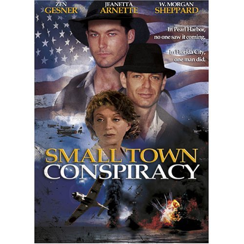 Small Town Conspiracy Gesner Arnette Sheppard Nr