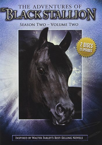 Adventures Of The Black Stallion Season 2 Vol. 2 Slimlilne Nr 2 DVD