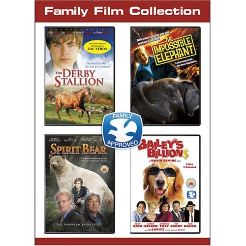 Family Fun Collection Derby Stallion Impossible Elep Nr 4 DVD