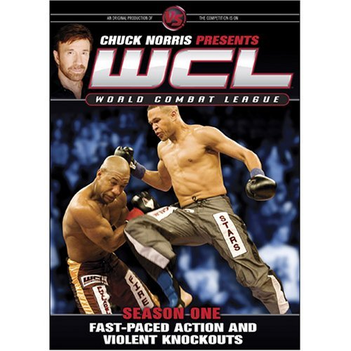 World Combat League Season 1 Nr 3 DVD