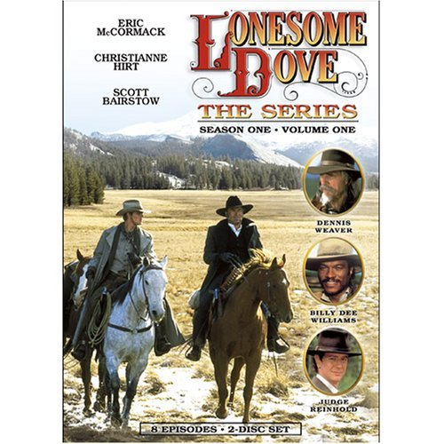 Lonesome Dove The Series Vol. 1 Season 1 Nr 2 DVD