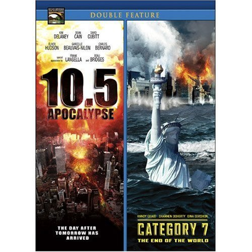 10.5 Apocalypse Category 7 End 10.5 Apocalypse Category 7 End Nr 2 DVD