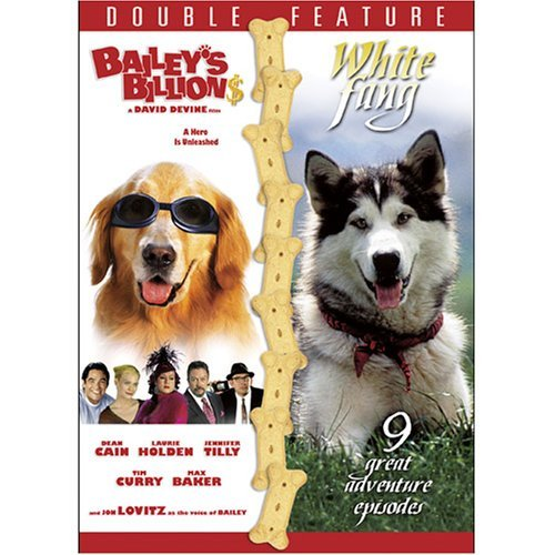 White Fang Bailey's Billions Vol. 1 White Fang Bailey's Bil Nr 2 DVD