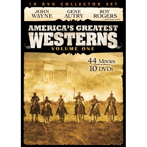 Americas Greatest Westerns Vol. 1 Nr 10 DVD