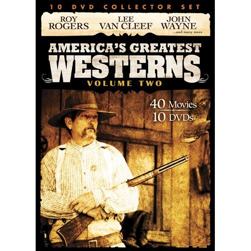 Americas Greatest Westerns Vol. 2 Nr 10 DVD