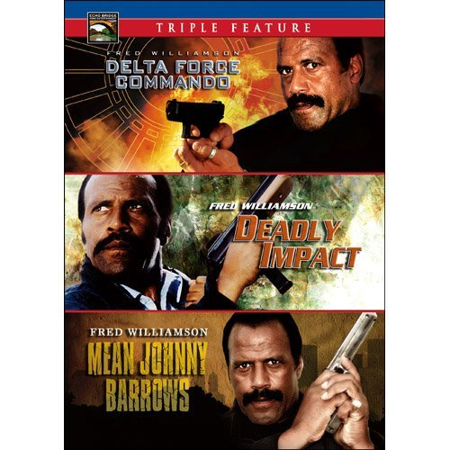 Fred Williamson Triple Feature Williamson Fred R