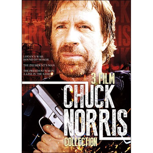Triple Feature Norris Chuck Nr 3 On 1