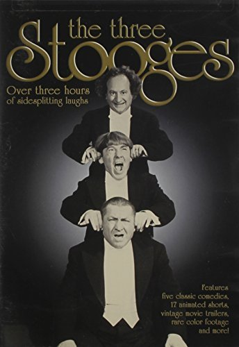 Three Stooges Vol. 1 2 Nr