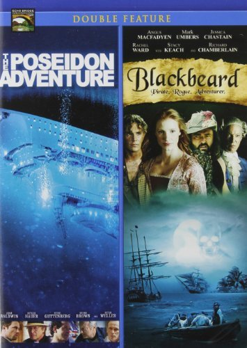 Poseidon Adventureb Lackbeard Double Feature Nr
