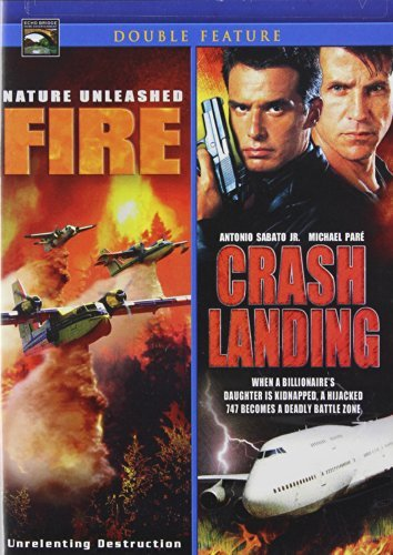 Fire Crash Landing Nature Unleashed Nr