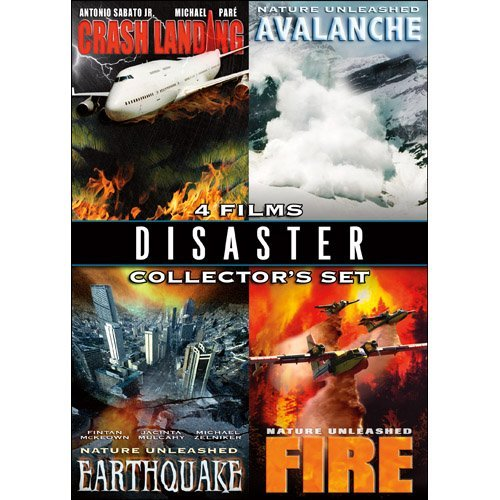 Disaster Collector's Set Disaster Collector's Set Nr 4 DVD