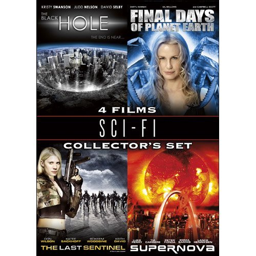 Sci Fi Collector's Set 4 Films 2pc Ws