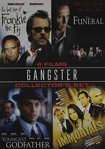 Gangster Collector's Set Gangster Collector's Set Slimlilne Nr 2 DVD