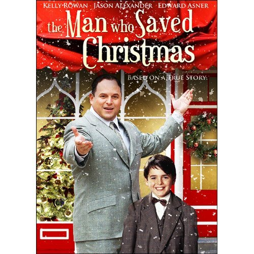 The Man Who Saved Christmas Alexander Rowan Asner Nr