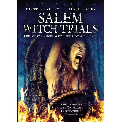 Salem Witch Trials Alley De Mornay Maclaine Nr
