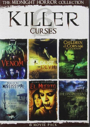 Killer Curses Midnight Horror Collection Ws Nr 2 DVD