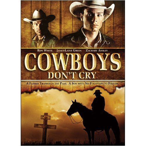 Cowboy's Don't Cry White Green Ansley Nr