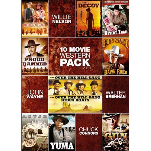 10 Movie Western Pack Vol. 1 Nr