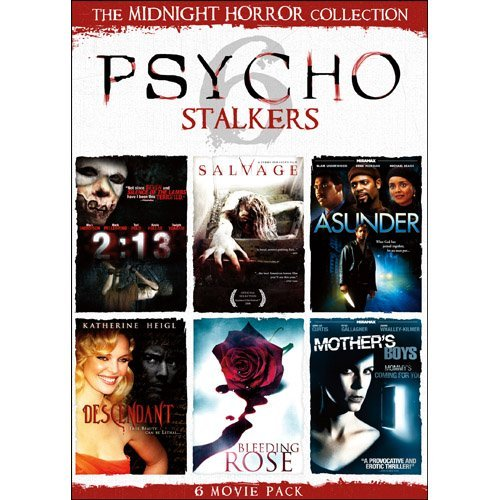 Stalkers Midnight Horror Collection Ws Fs Nr 2 DVD