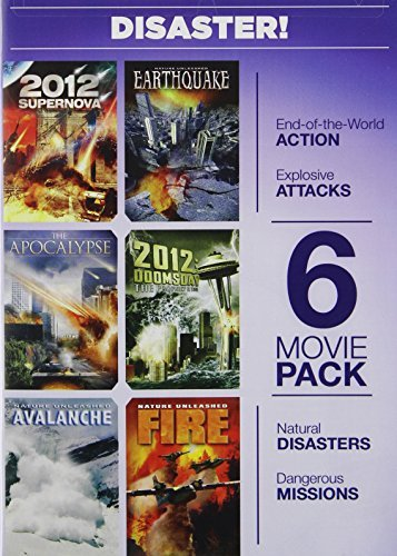 6 Movie Pack Disaster! 6 Movie Pack Disaster! Ws Nr 2 DVD