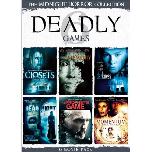 Deadly Games Midnight Horror Collection Ws Nr 2 DVD