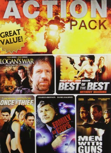 10 Movie Action Pack 10 Movie Action Pack Nr 2 DVD