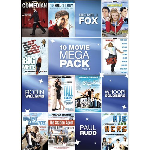10 Movie Mega Pack Vol. 1 Nr 2 DVD