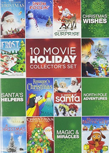 10 Film Kids Holiday Collector 10 Film Kids Holiday Collector Nr
