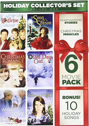 6 Film Holiday Collectors Set Vol. 1 Nr 2 DVD