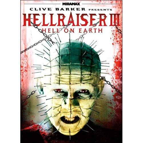 Hellraiser 3 Hell On Earth Terry Farrell Ws R