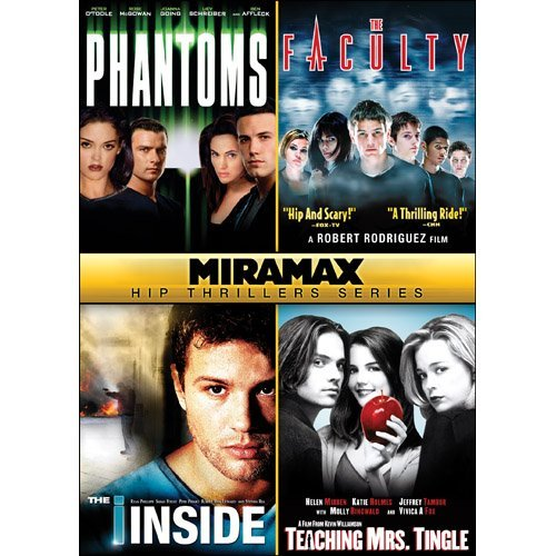 Miramax Hip Thrillers Series Miramax Hip Thrillers Series Ws R