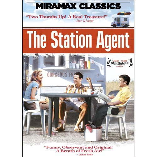 Station Agent Clarkson Cannavale Dinklage Ws R