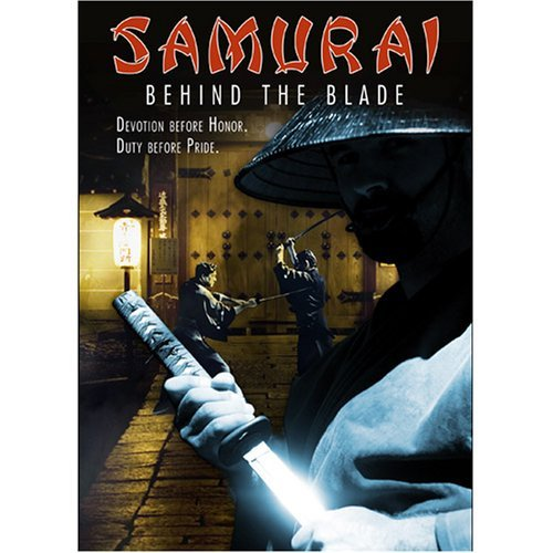 Samurai Behind The Blade Samurai Behind The Blade Nr