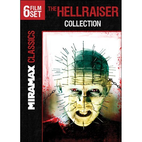 Hellraiser Collection Hellraiser Collection Ws Fs R 2 DVD