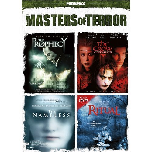 Vol. 3 Masters Of Terror Ws R