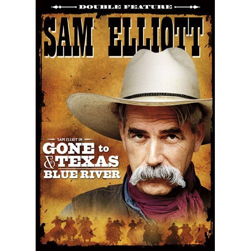 Gone To Texas Blue River Elliott Sam Double Feature Nr