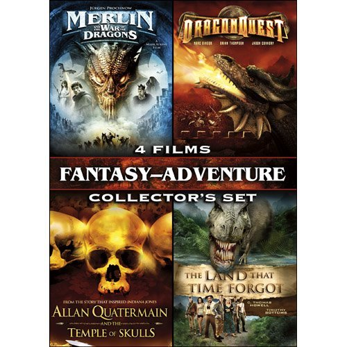 Fantasy Adventure Collector's Vol. 2 Nr 4 DVD