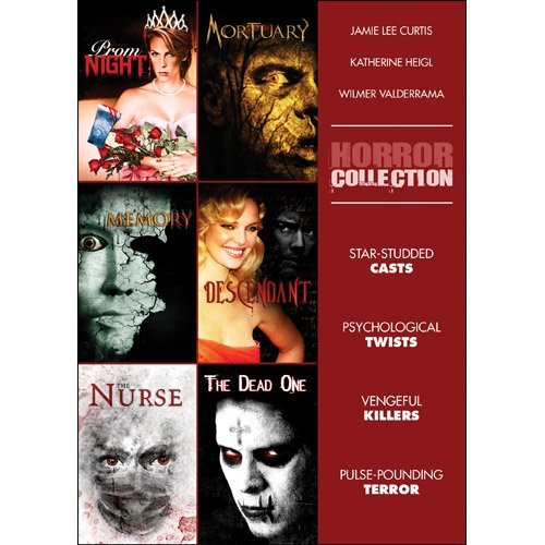 Horror Collection Vol. 3 R 2 DVD