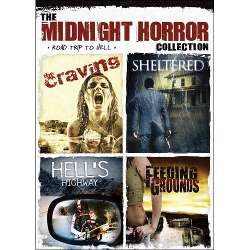 Midnight Horror Collection Road Trip To Hell Ws Nr