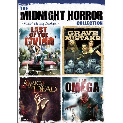 Flesh Eating Zombies Midnight Horror Collection Nr