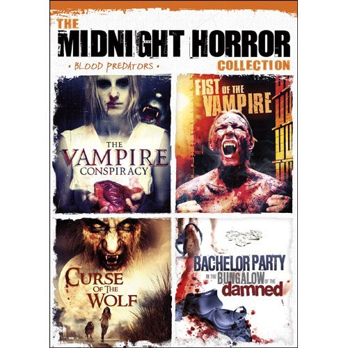 Midnight Horror Collection Blood Predators Ws Fs Nr