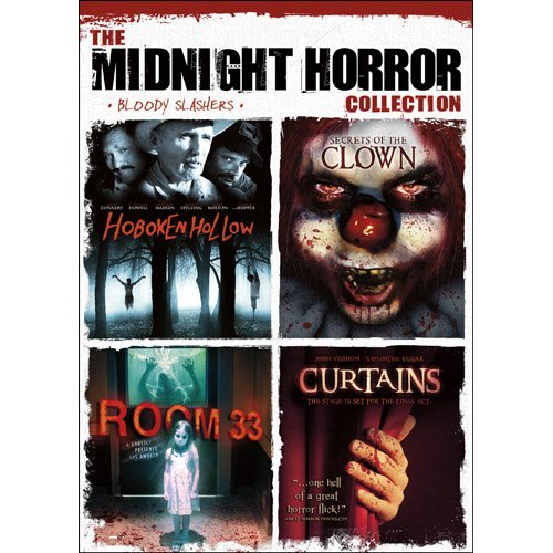 Midnight Horror Colleciton Bloody Slashers Ws Fs Nr