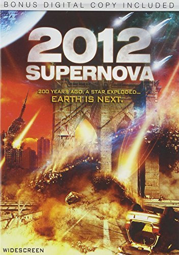2012 Supernova Krause Mccomb Ws Nr Incl. Digital Copy