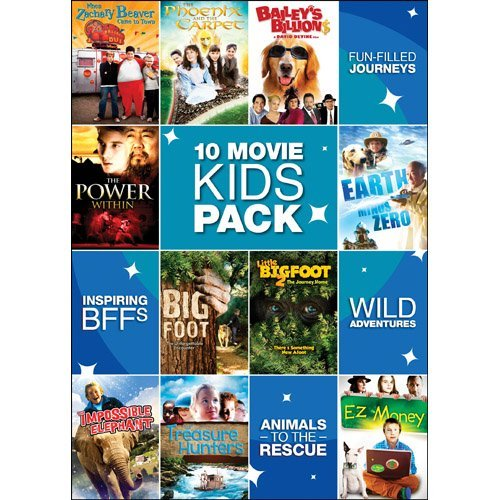 10 Movie Kids Pack 10 Movie Kids Pack Nr