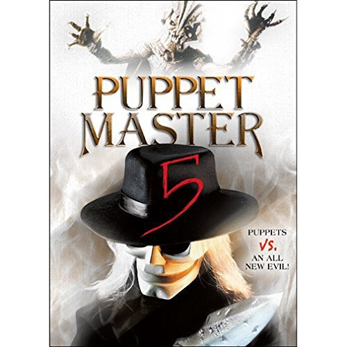 Puppet Master 5 Currie West Guest R