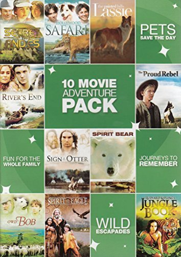 10 Movie Faimly Adventure Pack Vol. 1 Nr